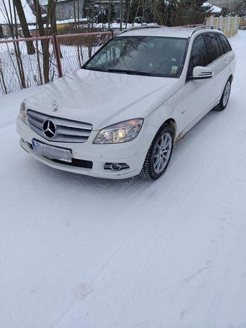 Mercedes C-KLASA Avantgarde Bardzo Zadbany