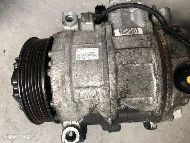 Compressor de AC Mercedes c200 c220 W203