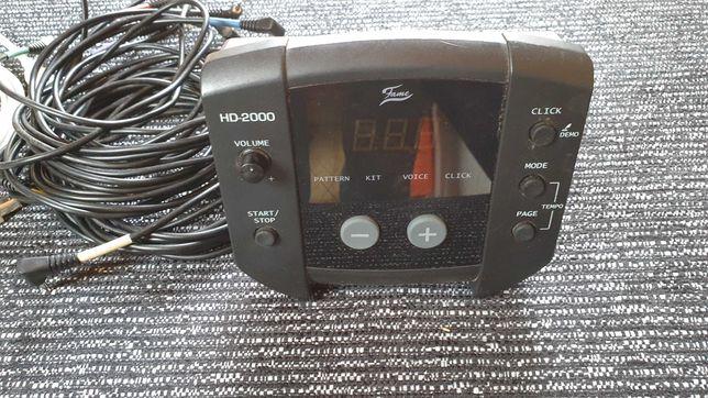 Fame hd-2000 moduł perkusyjny przewody do padów