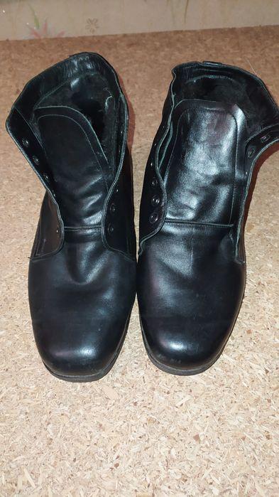 Зимние ботинки ортопедические Запорожье - изображение 1