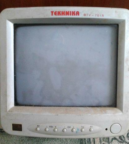 Переносной телевизор