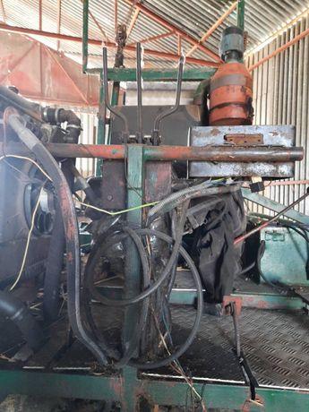 Продажа комбайна SEIGA для выкоса тростника (камыша)