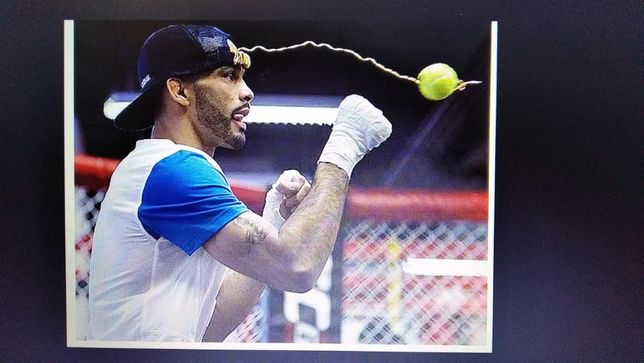 Мяч-тренажёр Файтбол , Fight Ball эспандер