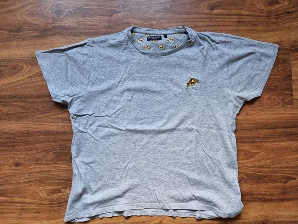 """Koszulka Brave Soul London """"Pizza"""" - nowy, nieużywany T-shirt"""