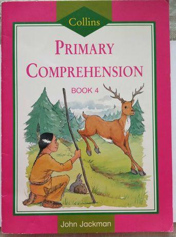 język angielski Collins Primary comprehension book 4 John Jackman