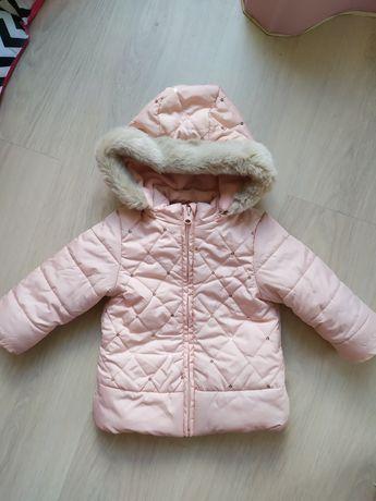 Термокуртка Chicco новая, куртка зимняя на девочку