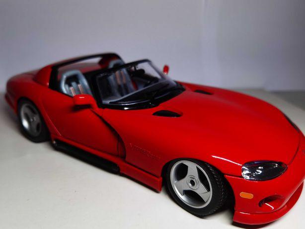 Dodge Viper RT/10 - Burago 1/18