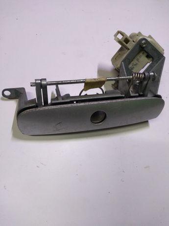 Mechanizm klamki klamka bagażnika VW polo 9n