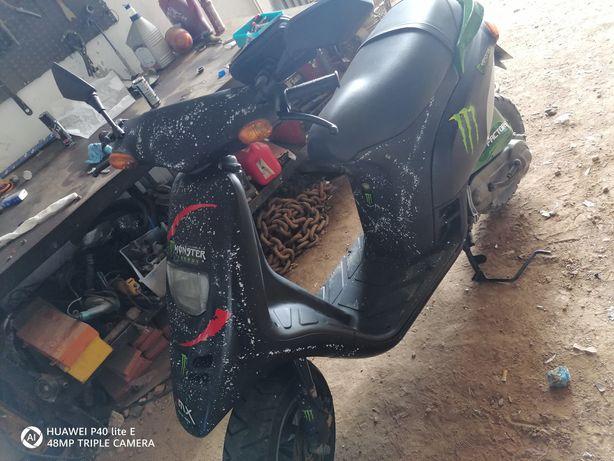 Vendo scooter gilera