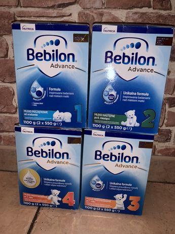 mleko BEBILON 1,2,3,4,5