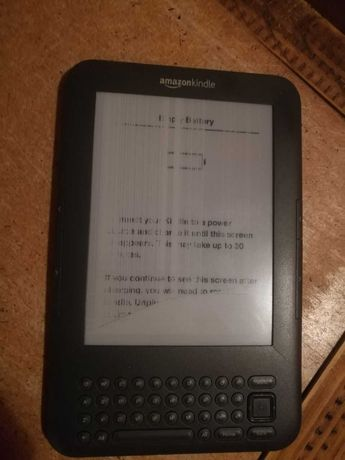 Amazon Kindle 3 (на ремонт)