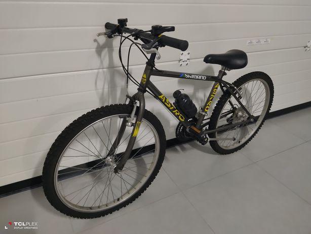 Bicicleta para adolescente ou jovem adulto