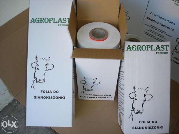 Folia do Sianokiszonki 500 Folia rolnicza AGROPLAST