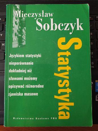 Mieczysław Sobczyk statystyka pwn 2001