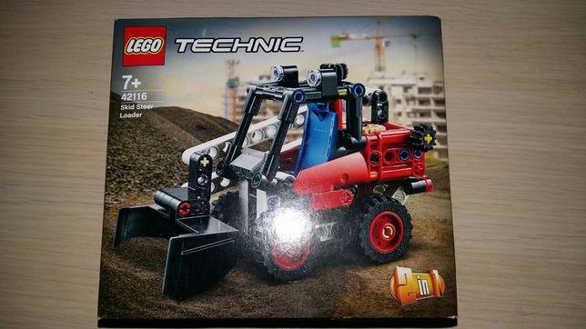 Lego Technic мінінавантажувач 2 в 1