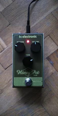 efekt gitarowy TC Electronic Honey Pot kopia big muff