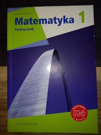 Matematyka z plusem 1 podręcznik