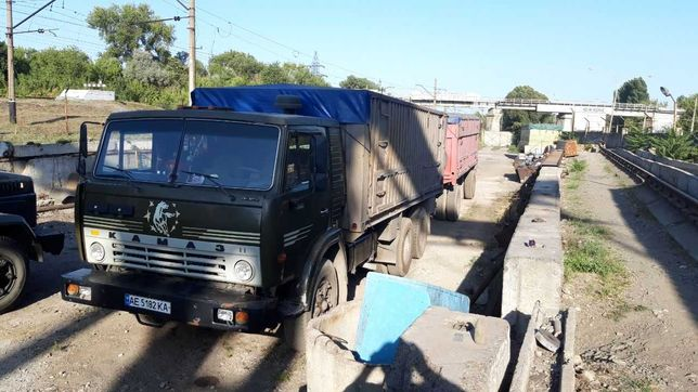 Продам КАМАЗ 53212 Прицеп ГКБ 8350