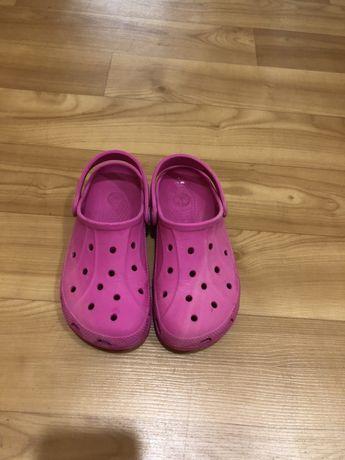 Клоги Crocs детские размер С12 по стельке 20,5 см; цена 250 грн
