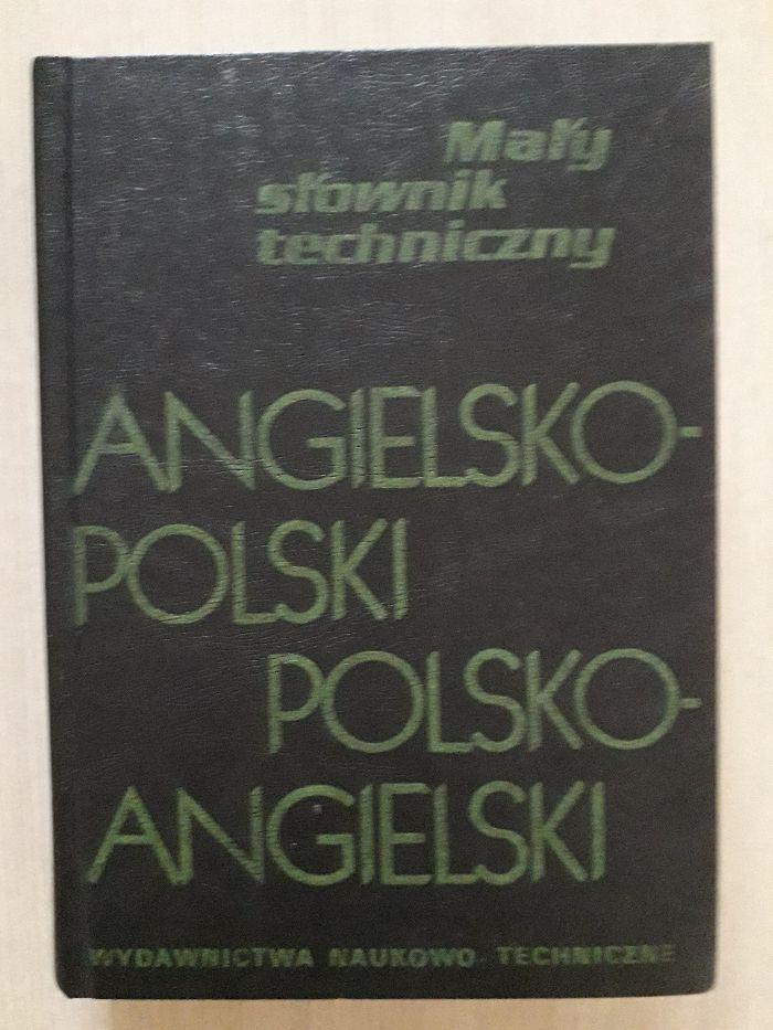 słownika techniczny angielsko-polski