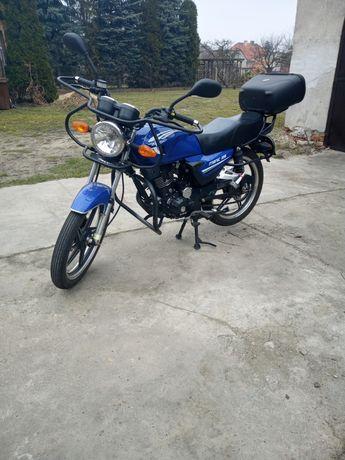 Motocykl Zipp 125