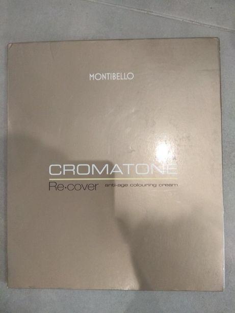 MONTIBELLO CROMATONE re cover paleta próbnik farb do włosów paletka