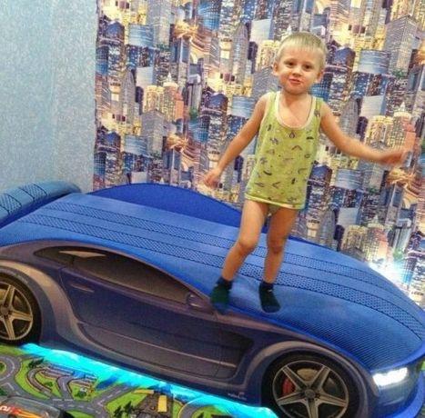 Для ребенка Кроватка Машина Диван BMW/БМВ, Бесплатная ДОСТАВКА