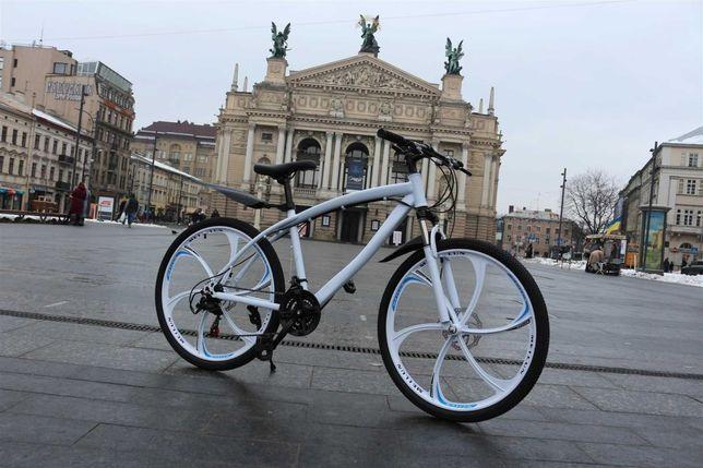 Cупер комплeкт! Велосипед BMW ОПТ ДРОП складной на литыx диckах  W0083