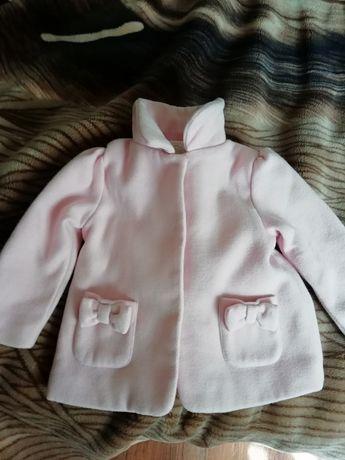 Продам детское пальто 9-12 месяцев