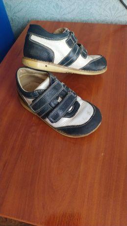 Ортопедические туфли кожаные, 27 размер