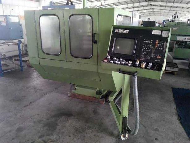 Fresadora CNC MIKRON WF31D