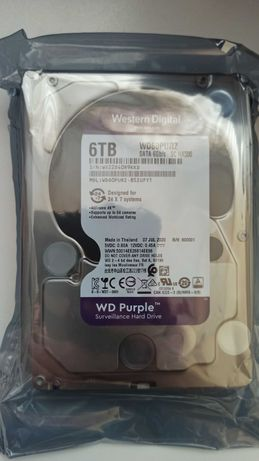 Жёсткий диск WD60PURZ 6 TB