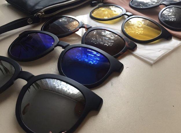 Модные очки трансформер