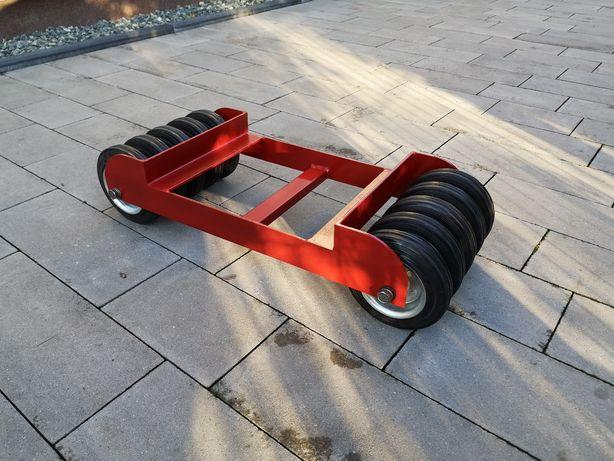 Wózek pod urwane koło/ wózek serwisowy/wózek transportowy NOWY