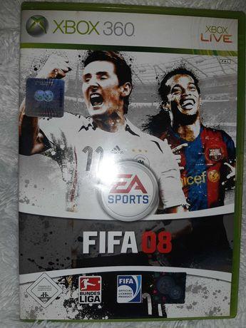 Gra Fifa 08 na xbox360