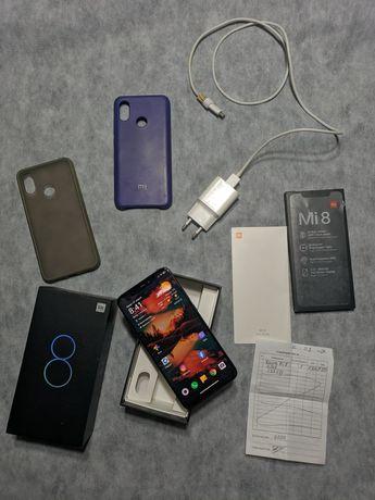 Snap 845 Xiaomi Mi 8 6/128Gb Global Google Cam от Pixel не 11