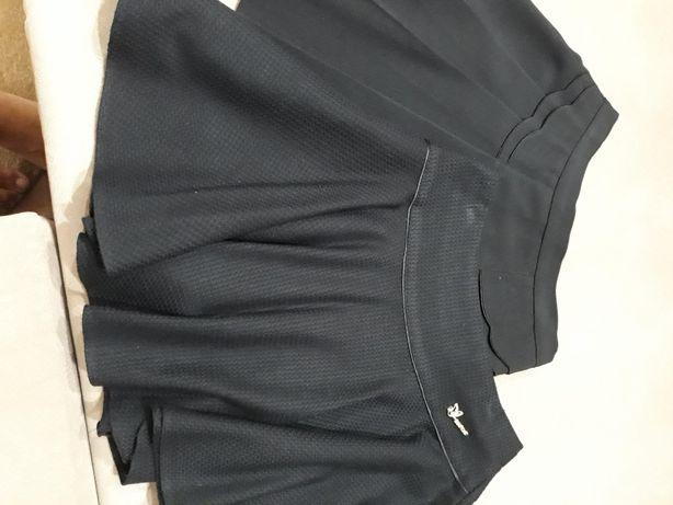 Пакет юбки школьные на девочку
