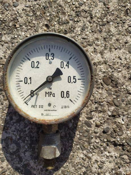 Manometr 0- 0,6 MPa, RPL Industrial loft