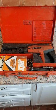 Split P110 na caixa