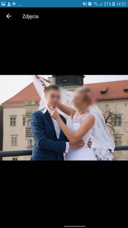 OKAZJA Wyjątkowa suknia ślubna *-*