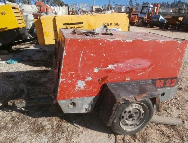 Compressor Kaeser M22 - Usado