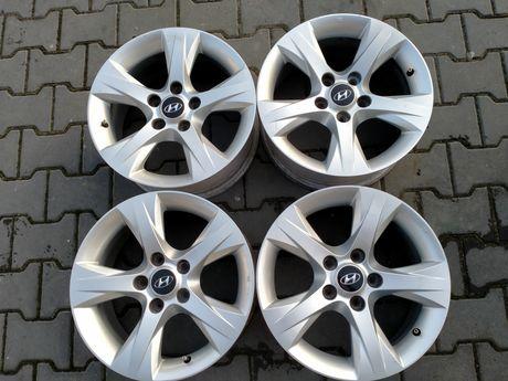 Felgi aluminiowe 16 cali 5x114,3 et 40 Hyundai i40 Kia Mazda