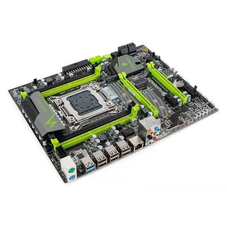 Материнська плата Huananzhi X79 2.49 V2.1 (s2011, Intel X79, PCI-Ex16)