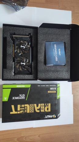 Karta graficzna Palit GTX 1660 Super Gaming Pro pierwszy właściciel