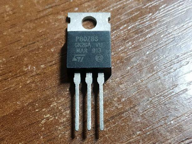 Транзистор P80ZB