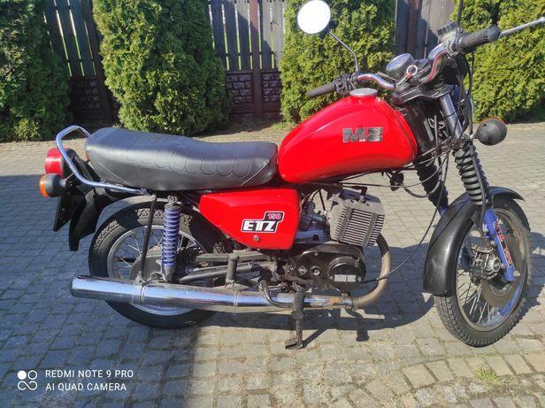 MZ Etz 150 zamiana zamienię na motocykl quad cross prl auto