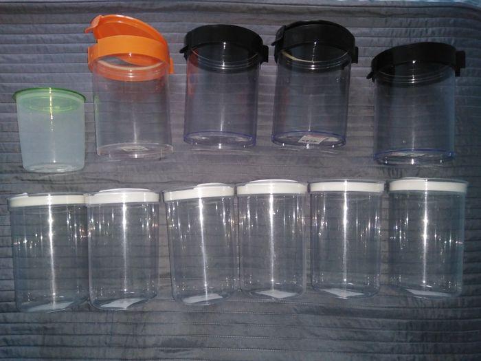 Pojemniki np na artykuły spożywcze oraz kieliszki Bełchatów - image 1