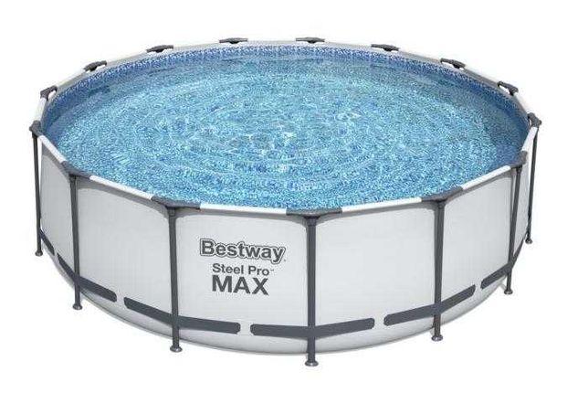 BASEN BESTWAY  4.57m x 1.22m Pool Set