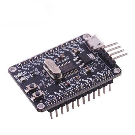 STM32F030F4P6, 32-Бит, Cortex-M0, 48МГц, Arduino