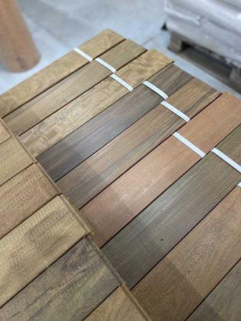 Deck madeira IPÊ 75/95/100/140x20x920 a 2130mm